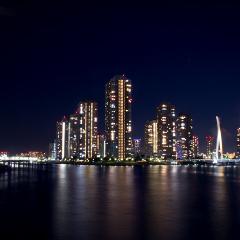 永代橋の夜景を様々なスポットから撮影しよう (1) | OSCA PHOTO WORKS