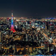六本木ヒルズ 展望台「東京シティビュー」からの夜景が絶品! | OSCA PHOTO WORKS