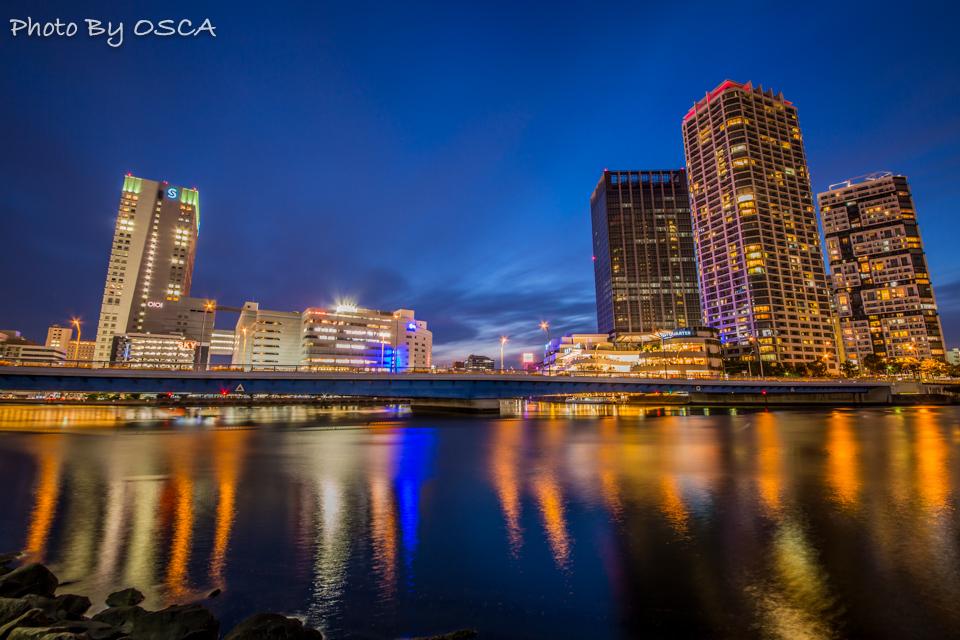 横浜駅東口を夜景散歩してみた | OSCA PHOTO WORKS